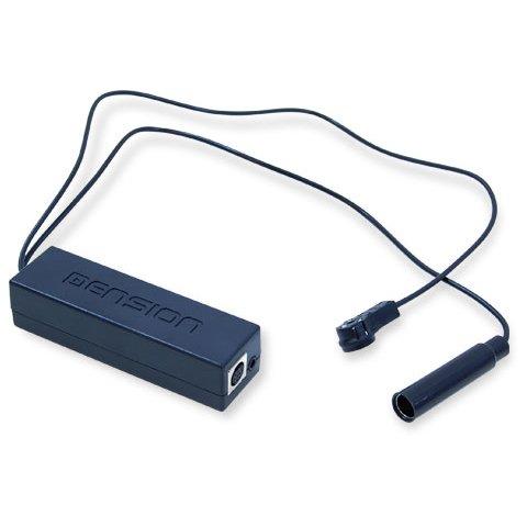 Автомобильный iPod и MP3 адаптер Dension ice>Link One с держателем зарядкой ILF5CR91