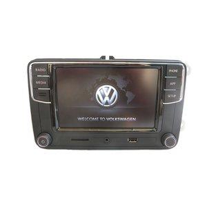 Головное устройство Volkswagen RCD330 PLUS 187B Desay 6.5″