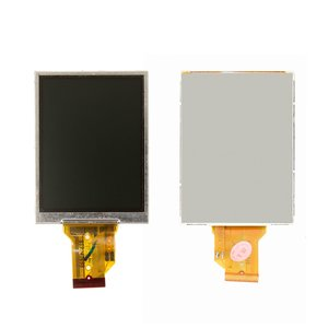 LCD for Canon A1000 IS, A1100 IS, PC1309, PC1354 Digital Cameras