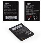 Battery for ZTE N881E, N970, U795, U807, U817, U930, U970, V807 Blade, V889 Blade 3, V930, V970 Cell Phones, (Li-ion, 3.7 V, 1600 mAh) #Li3716T42P3h594650