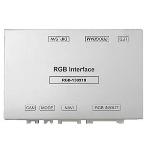 Video Interface for Nissan Murano, Elgrand, Infiniti M25, FX37