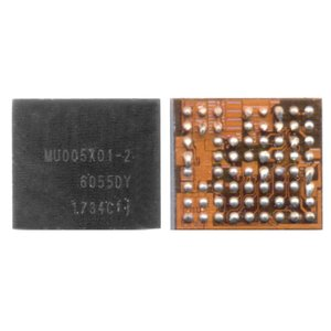 Power Control IC MU005X01-2/MU005X02 compatible with Samsung J510F Galaxy J5 (2016), J710F Galaxy J7 (2016)