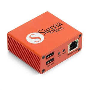 Sigma Box con juego de cables