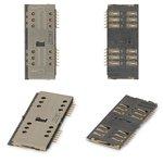 Коннектор SIM-карты для Lenovo P780