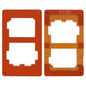 Фиксатор дисплейного модуля для мобильных телефонов Samsung I9100 Galaxy S2, I9105 Galaxy S2 Plus