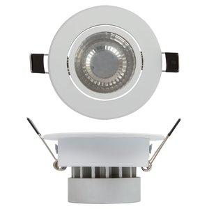 Корпус потолочного светильника COB 3 Вт