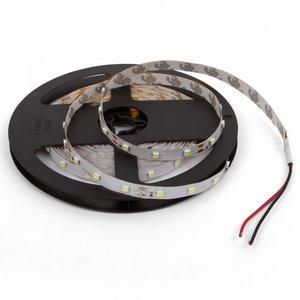 Светодиодная лента SMD3528 (холодый белый, 300 светодиодов, 12 В DC, 5 м, IP20)