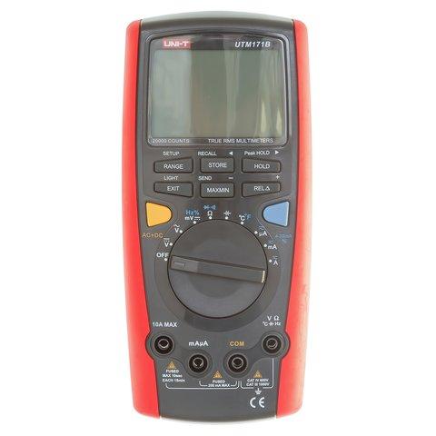 Цифровий мультиметр UNI T UT71B