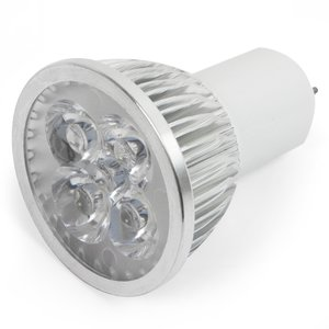 Комплект для збирання світлодіодної лампи SQ-S5 4 Вт (теплий білий, GU5.3)