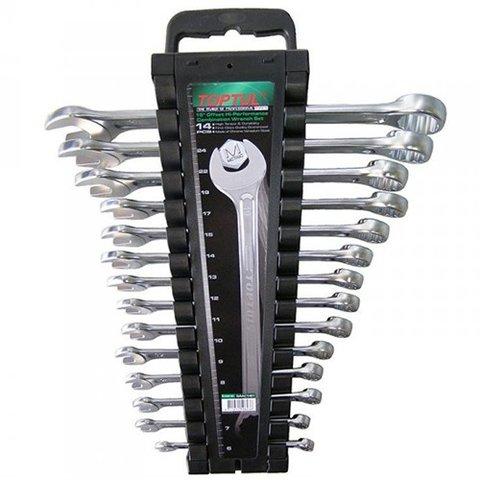 Набір гайкових ключів TOPTUL GAAC1401
