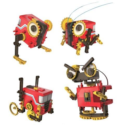 Робот 4 в 1, STEM конструктор CIC 21 891