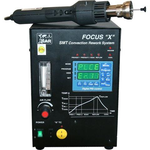 "Programmable SMT Rework System BOKAR Focus ""X"""
