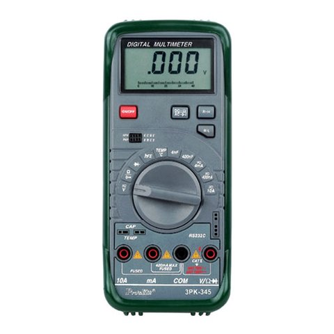 Digital Multimeter Pro'sKit 3PK 345